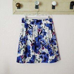 Knee length skirt from White House Black Market.